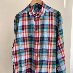 Ralph Lauren Linen dress shirt